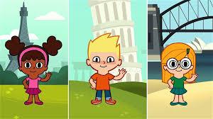 6 kênh youtube tiếng Anh cho trẻ em - I CAN READ