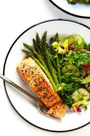 Baked Salmon | Recipe