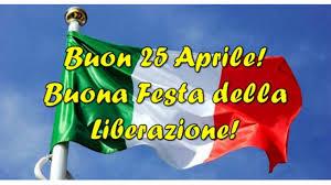 25 Aprile, Buona Festa della Liberazione al tempo del Coronavirus ...