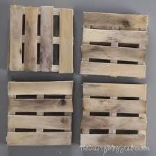 Making Mini Wood Pallet Coasters Crafty Blog Stalker
