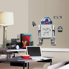 Swars3102gm Star Wars R2 D2 Dry Erase Giant Wall Decals Wallpaper Boulevard