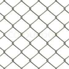 A 3d Chain Link Fence Texture That Stock Image Colourbox
