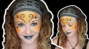 bee costume makeup face saubhaya makeup