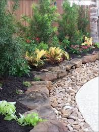 how to rock landscaping garden decor
