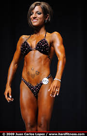 Wendi Edwards - twopiece - 2009 NPC USAs Championships