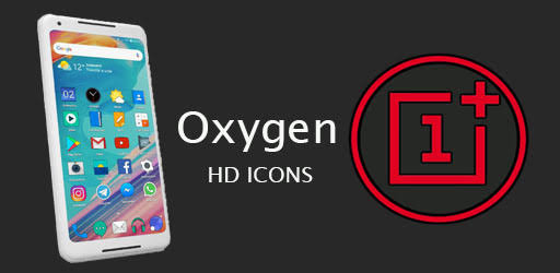 ONE PLUS OXYGEN ICON PACK HD v15.0 [Patched] [Latest]
