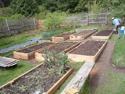How To Build A Raised Garden Bed On Sloping Uneven Ground