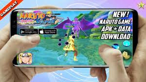 Naruto Slugfest APK+DATA Download For Android |
