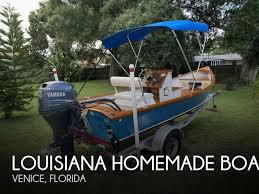 homemade boat and trailer boats