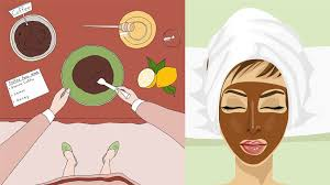 face mask recipes to detox your skin