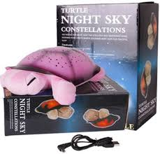Acm 216 Turban Toys Turtle Night Light Star Constellation Led Child Sleeping Projector With Music Lights Night Light Wall Ceiling Kids Bedroom Lighting Multicolor Buy At The Price Of 17 24 In