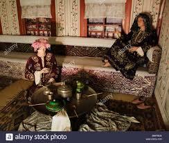Turkey Antalya - the Suna and Inan Kiraç Museum - display of 19th Stock  Photo - Alamy