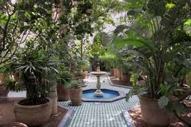 gardens of southern morocco