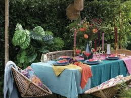 5 garden party ideas for sunny weekends