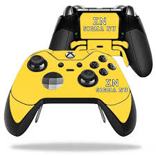 Sigma Nu Skin Decal Wrap For Microsoft Xbox One Elite Controller Walmart Com Walmart Com