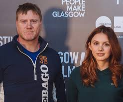 The Fan Carpet's Jen Scouler spoke to Hannah Murray and Steven Waddington  at the Glasgow Film Festival Premiere of Bridgend | The Fan Carpet