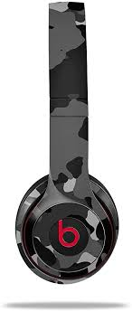 Amazon Com Wraptorskinz Skin Decal Wrap For Beats Solo 2 And Solo 3 Wireless Headphones Wraptorcamo Old School Camouflage Camo Black Beats Not Included Home Audio Theater