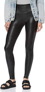 faux leather leggings co uk