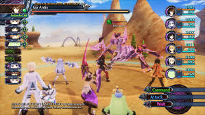 The O Network Fairy Fencer F Advent Dark Force Ps4 Review
