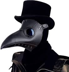 Image result for plague doctor mask