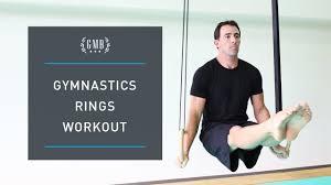 gymnastic rings 101 a beginner s