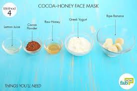 skin lightening whitening face masks