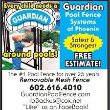 Guardian Pool Fence Of Phoenix Home Facebook
