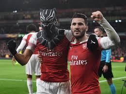 Black Panther Aubameyang Leads Arsenal ...