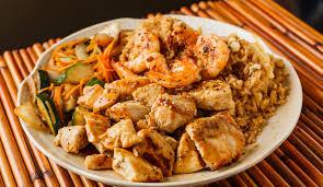 Hibachi Chicken & Shrimp – Chicot ...