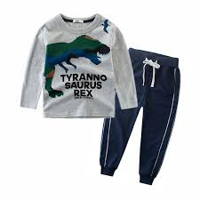 kids clothes sets for boys long sleeve