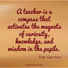 our favorite teacher appreciation quotes simplycircle
