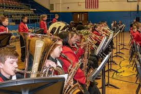 DMS band wins awards at Marion contest
