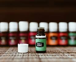 essential oils for relieving pain
