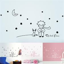 The Little Prince Wall Decal Removable Wall Sticker Teacherfanatics Com