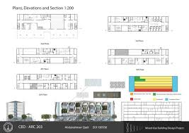 mixed use building by abdulrahman gadi