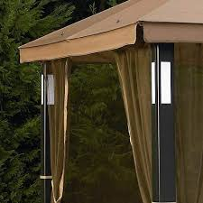 lighted gazebo replacement canopy top