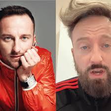 Francesco Facchinetti prima e dopo, i capelli sono cresciuti ...
