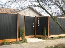 Mini Orb Fence Fence Landscaping Front Yard Fence Fence Design