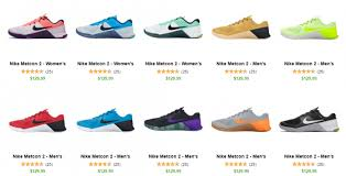 new nike metcon 2 colorways available
