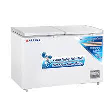 Tổng đại lý phân phối Tủ Đông Alaska Dàn Đồng HB-550C 1 Ngăn 2 Cánh 550 Lít  giá rẻ nhất