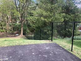 422ft Of 5ft Black Vinyl Coated Chain Spring Valley Fence Co Facebook
