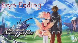 Tiara Ending Fairy Fencer F Advent Dark Force English Full 1080p Hd Youtube