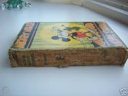 1931 book mickey mouse ilrated