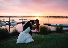 elegant coastal wedding at savannah