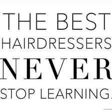 love continued education hair salon quotes hairstylist quotes
