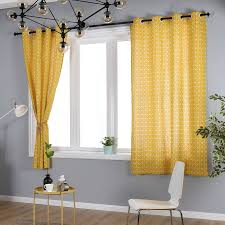 Pastoral Plaid Curtains Cotton Linen Fabric Half Blackout Living Room Short Curtains For Kids Room Bedroom Kitchen Windows Decor Curtains Aliexpress