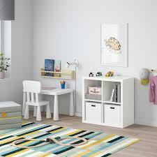Kallax Shelf Unit White 30 3 8x30 3 8 Ikea