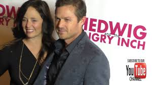 Keri Close and Eric Close at the Opening Night Of Hedwig And The ...