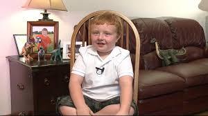 Noah Ritter: Kid News Anchor Video Goes Viral Video - ABC News