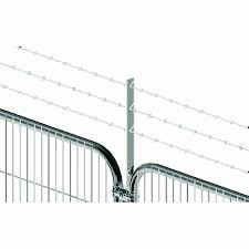 Barbed Wire Bracket Round Top Generation Uk